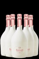 6 Bottiglie Rosé Brut 'Second Skin' Ruinart 75cl