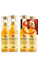 Aranciata Lurisia Cassa da 24 bottiglie x 275ml + 1 Cassa OMAGGIO