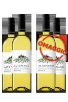 6 Bottiglie Terre Di Chieti Bianco Altopiano Organic 2018 Cantina Tollo + 6 OMAGGIO