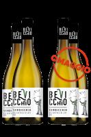 6 Bottiglie Verdicchio Dei Castelli Di Jesi DOC 2019 Bevicchio + 6 OMAGGIO