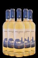 6 Bottiglie Appia Antica 400 Bianco 2019 Tenuta Principe Alberico