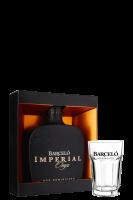 Ron Barceló Imperial Onyx 70cl (Astucciato) + 2 Bicchieri Barceló OMAGGIO