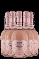 6 Bottiglie Prosecco DOC Rosé Butterfly 2020 Astoria