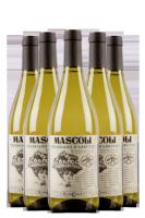 6 Bottiglie Trebbiano D'Abruzzo DOP Mascoli 2019 Rupicapra