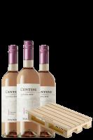3 Bottiglie Centine Rosé 2020 Banfi + OMAGGIO Tagliere Centine Banfi