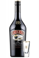 Baileys Original Irish Cream 70cl + OMAGGIO 2 bicchierini Baileys