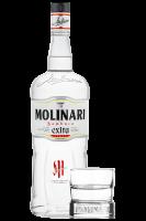 Sambuca Extra Molinari 1,5Litri (Magnum) + OMAGGIO 2 bicchieri Molinari