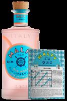 Gin Malfy Rosa 70cl + OMAGGIO Malfy Quiz