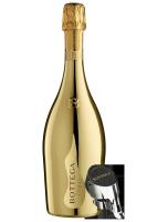Prosecco DOC Gold 2018 Bottega + 1 Stopper Bottega OMAGGIO