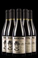 6 Bottiglie Montepulciano D'Abruzzo DOP Mascoli 2020 Rupicapra
