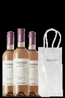 3 Bottiglie Centine Rosé 2020 Banfi + OMAGGIO Ice Bag Banfi