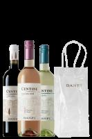 1 Centine Rosso 2018 + 1 Centine Rosé 2020 + 1 Centine Bianco 2020 + OMAGGIO Ice Bag Banfi