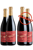 6 Bottiglie Campo Reale Nero D'Avola 2018 Tenuta Rapitalà + 6 OMAGGIO
