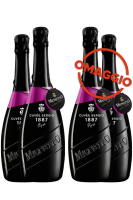 6 Bottiglie Cuvée Sergio Rosé 1887 Luxury Collection Mionetto + 6 OMAGGIO