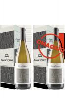 1 Bottiglia Falerio DOC Pecorino 2018 Boccafornace (Magnum con Astuccio) + 1 OMAGGIO