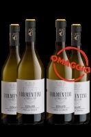 6 Bottiglie Collio DOC Ribolla Gialla 2018 Conti Formentini + 6 OMAGGIO