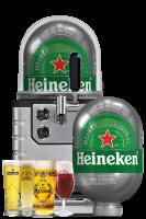Spillatore per Fusto Blade 8 LT + 2 Fusti Blade Heineken 8 LT + Starter Kit
