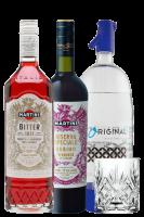 Cocktail Martini Americano