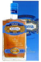 Rum Coloma 8 Y.O. Coloma 70cl (Astucciato)