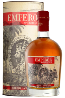 Rum Emperor Sherry Casks Finish 70cl (Astucciato)