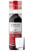 Aperitivo Mezzoemezzo Nardini 1Litro + Bicchiere