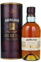 Aberlour Highland Single Malt Scotch Whisky Double Cask Matured 12 Y.O 70cl (Astucciato)
