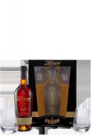 Rum Zacapa 23 Anni Solera Gran Reserva 70cl Gift Set